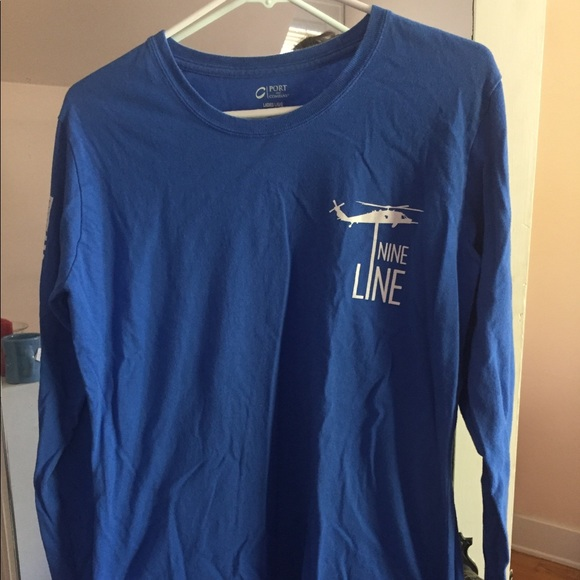 nine line Tops - Nine Line Long Sleeve